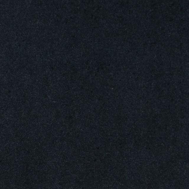 ポリエステル&コットン×無地(ブラック)×スエード(合皮) イメージ1