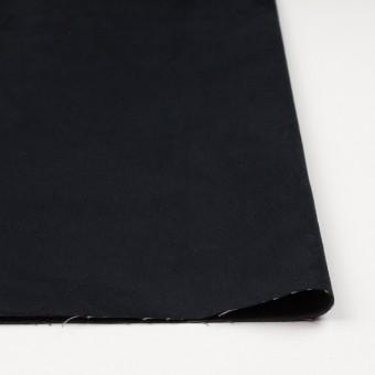 ポリエステル&コットン×無地(ブラック)×スエード(合皮) サムネイル3