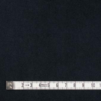 ポリエステル&コットン×無地(ブラック)×スエード(合皮) サムネイル4