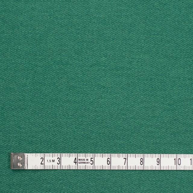 コットン&ポリウレタン×無地(クロームグリーン)×ビエラストレッチ_全2色 イメージ4