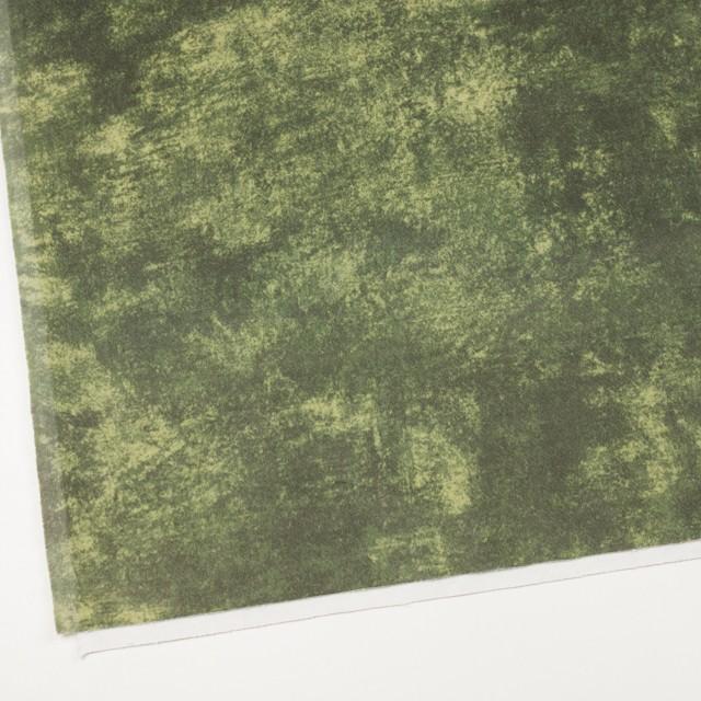 コットン&ポリウレタン×ミックス(イエローグリーン)×ベッチンストレッチ_全2色 イメージ2