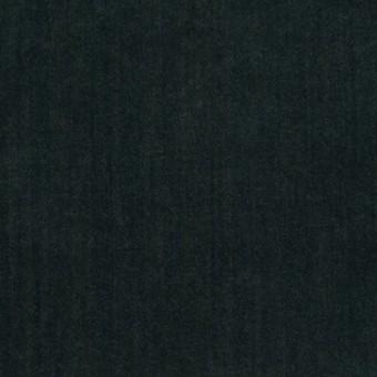 コットン&ポリウレタン×無地(ダークグリーン)×ベッチンストレッチ