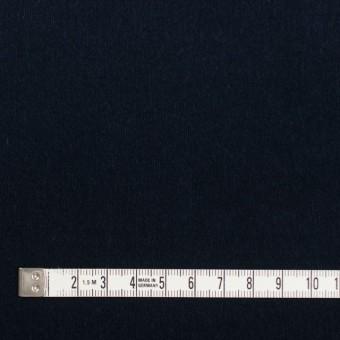 コットン&ポリウレタン×無地(ダークネイビー)×ベッチンストレッチ サムネイル4