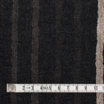 コットン×カリグラフィ(ブラック)×デニム サムネイル4