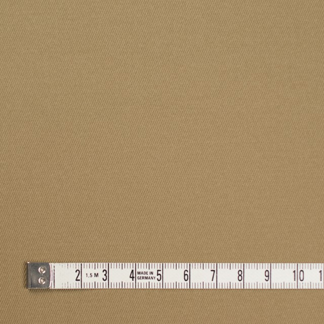 コットン×無地(アンティークゴールド)×チノクロス_全4色 イメージ4