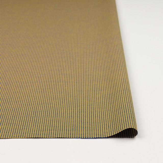 コットン×ウインドミル(アンティークゴールド&ロイヤルブルー)×かわり織_全5色 イメージ3
