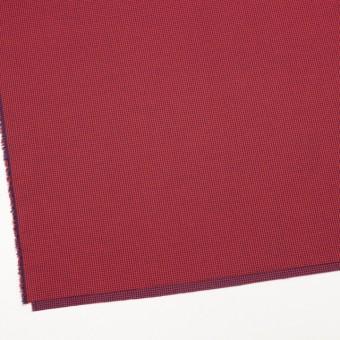 コットン×ウインドミル(レッド&ネイビー)×かわり織_全5色 サムネイル2