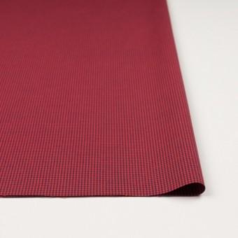 コットン×ウインドミル(レッド&ネイビー)×かわり織_全5色 サムネイル3