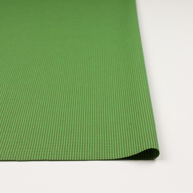 コットン×ウインドミル(メドウグリーン&ブラウン)×かわり織_全5色 イメージ3