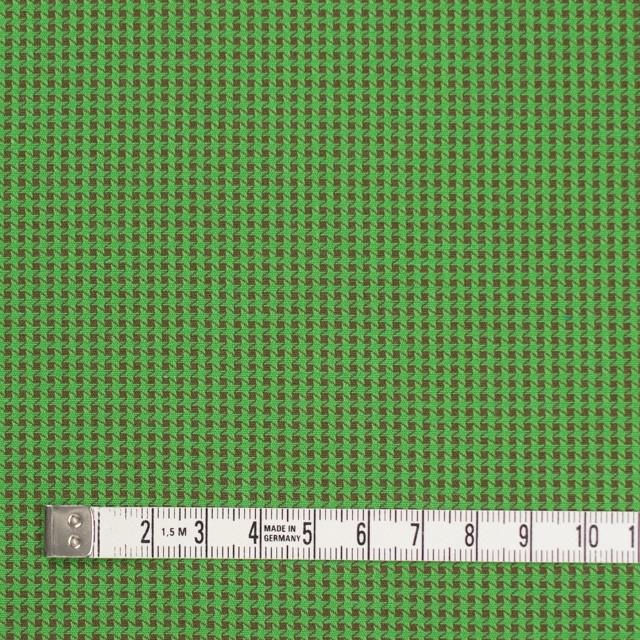 コットン×ウインドミル(メドウグリーン&ブラウン)×かわり織_全5色 イメージ4