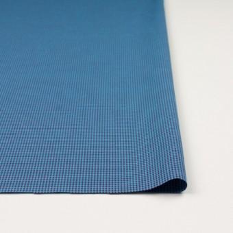 コットン×ウインドミル(シアン&パープル)×かわり織_全5色 サムネイル3