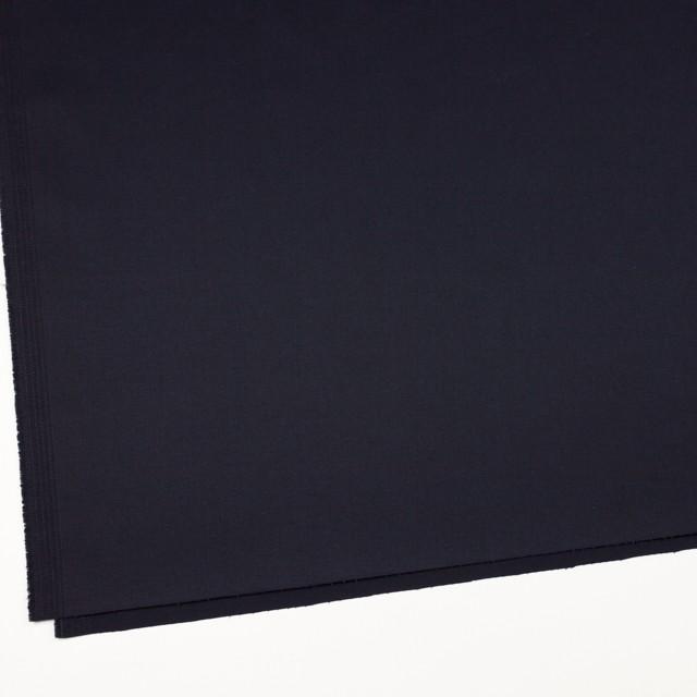 コットン&ポリウレタン×無地(ダークネイビー)×チノクロス・ストレッチ_全2色 イメージ2