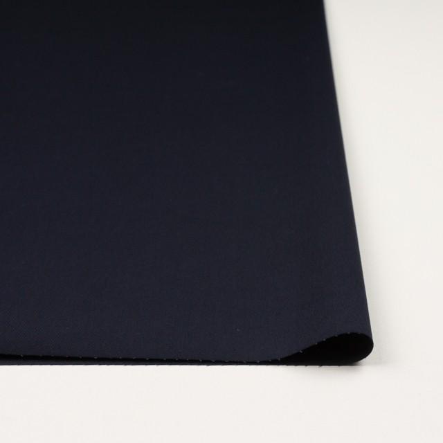コットン&ポリウレタン×無地(ダークネイビー)×チノクロス・ストレッチ_全2色 イメージ3