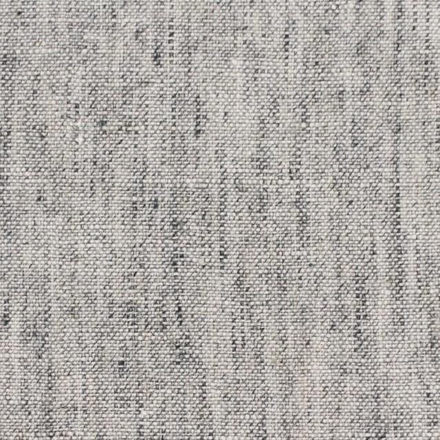 リネン×無地(ライトグレーミックス)×キャンバス イメージ1