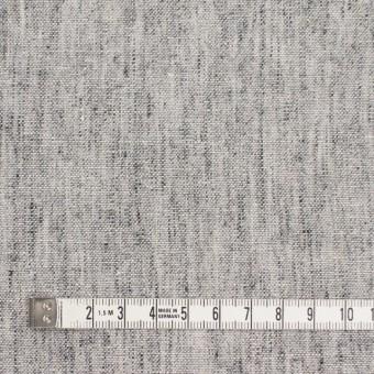 リネン×無地(ライトグレーミックス)×キャンバス サムネイル4