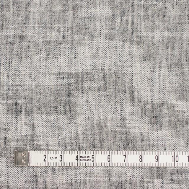 リネン×無地(ライトグレーミックス)×キャンバス イメージ4