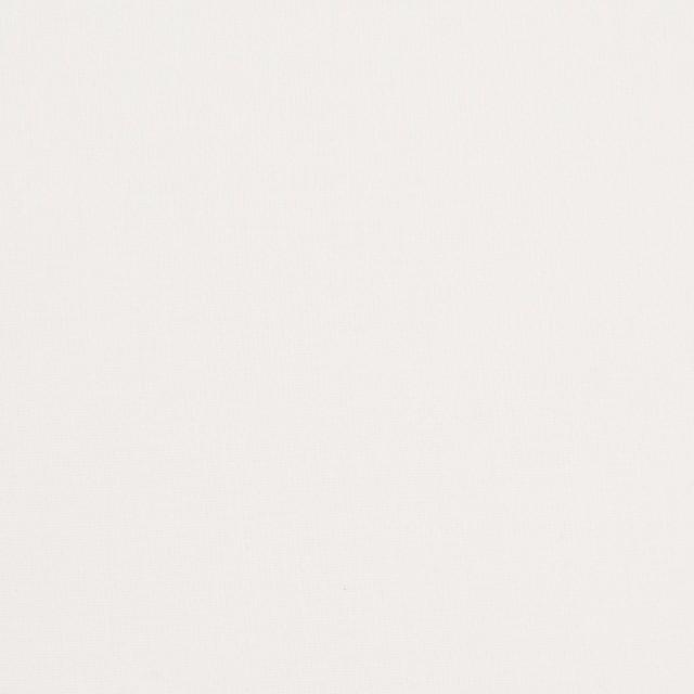 コットン×無地(オフホワイト)×薄サージ_全4色 イメージ1