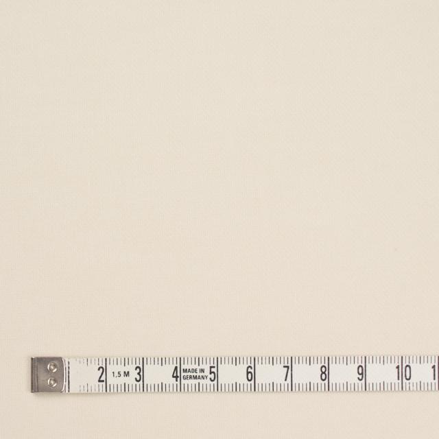 コットン×無地(クリーム)×薄サージ_全4色 イメージ4