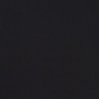 コットン×無地(ブラック)×薄サージ_全4色