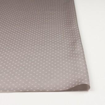 シルク&コットン×ドット(パールグレー)×サテンジャガード_全3色 サムネイル3