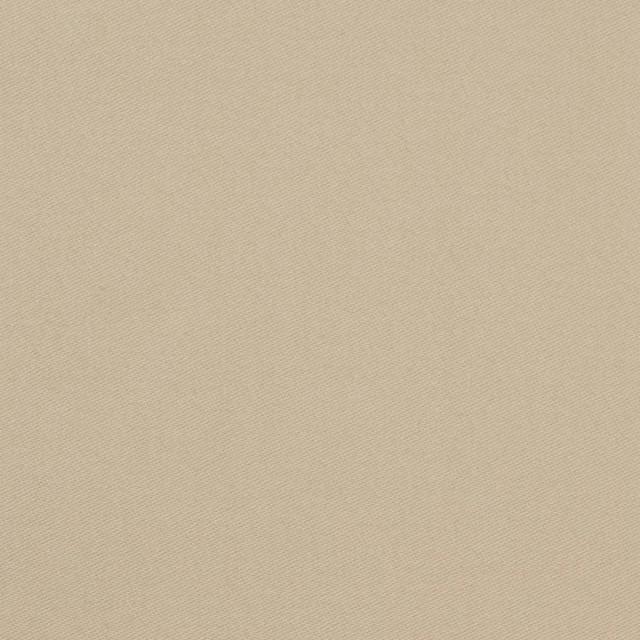 コットン×無地(ライトベージュ)×サテン_全8色 イメージ1