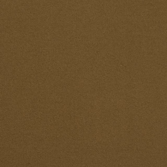 コットン×無地(カーキブラウン)×サテン_全8色 イメージ1