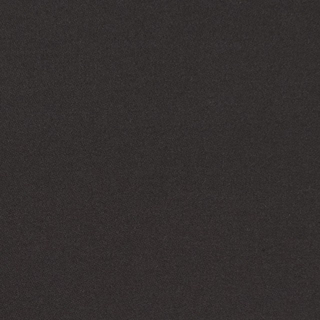 コットン×無地(チャコールブラック)×サテン_全8色 イメージ1
