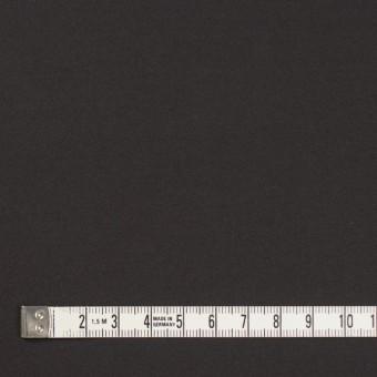 コットン×無地(チャコールブラック)×サテン_全8色 サムネイル4