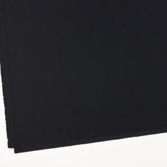 コットン×無地(ブルーブラック)×サテン_全8色 サムネイル2