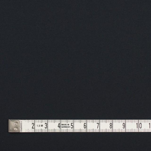 コットン×無地(ブルーブラック)×サテン_全8色 イメージ4