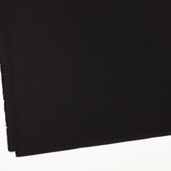 コットン×無地(ブラック)×サテン_全8色 サムネイル2