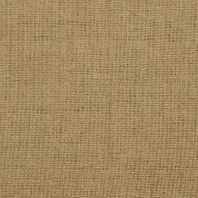 コットン×無地(オーカー)×フランネル イメージ1
