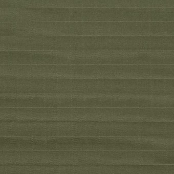 コットン×無地(カーキグリーン)×リップストップ サムネイル1