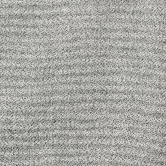 コットン×無地(ライトグレー)×サージ_全2色 イメージ1