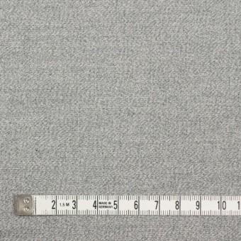 コットン×無地(ライトグレー)×サージ_全2色 サムネイル4