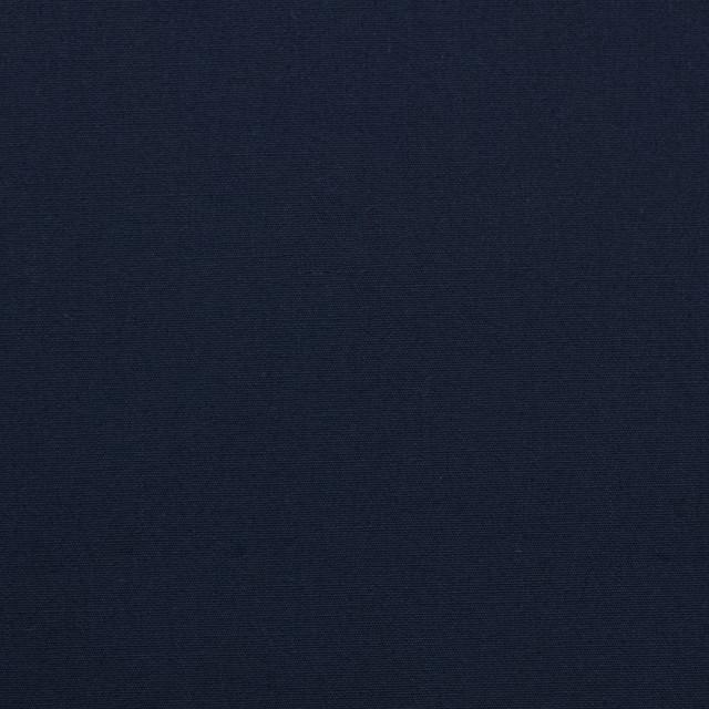 コットン×無地(ダークネイビー)×高密ブロード_全3色 イメージ1