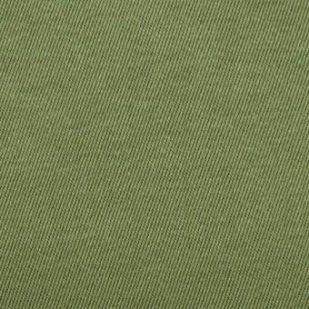 コットン&ナイロン×無地(カーキグリーン)×チノクロスワッシャー(裏面迷彩プリント) サムネイル1