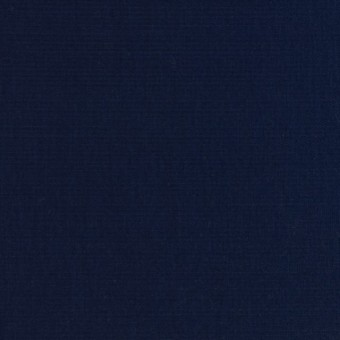 ポリエステル×無地(ミッドナイトブルー)×シャンブレータフタ_全6色 サムネイル1