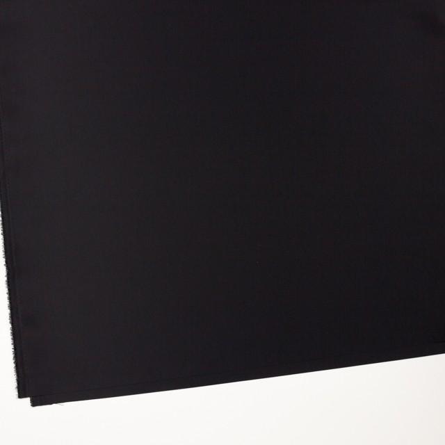 ポリエステル×無地(ブラック)×シャンブレータフタ_全6色 イメージ2