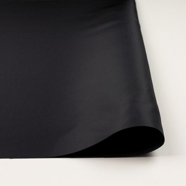 ポリエステル×無地(ブラック)×シャンブレータフタ_全6色 イメージ3