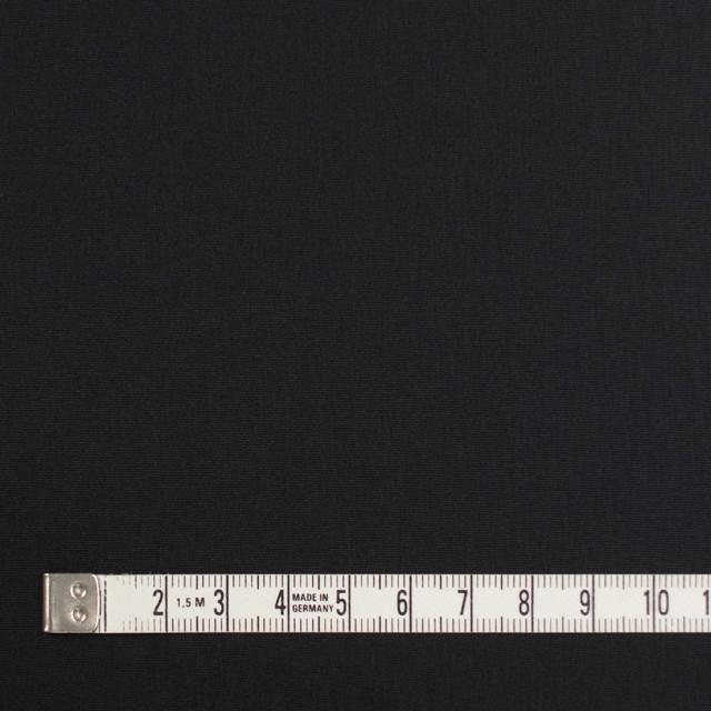 ポリエステル×無地(ブラック)×シャンブレータフタ_全6色 イメージ4