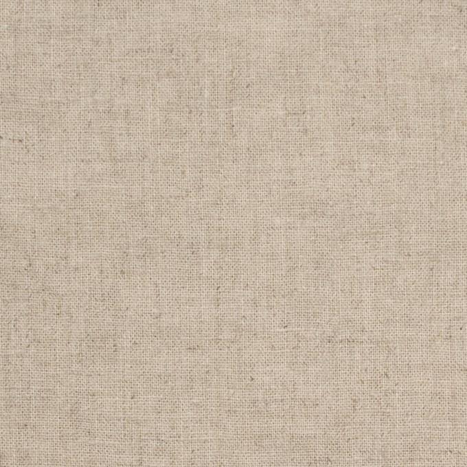 リネン&コットン×無地(フラックス)×シーチング_全36色 イメージ1