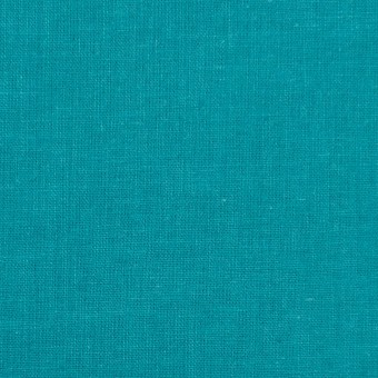 リネン&コットン×無地(アクアブルー)×シーチング_全36色 サムネイル1