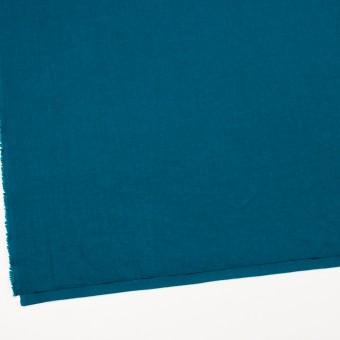 リネン&コットン×無地(ターコイズブルー)×シーチング_全36色 サムネイル2
