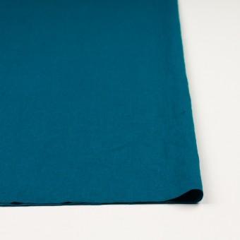 リネン&コットン×無地(ターコイズブルー)×シーチング_全36色 サムネイル3