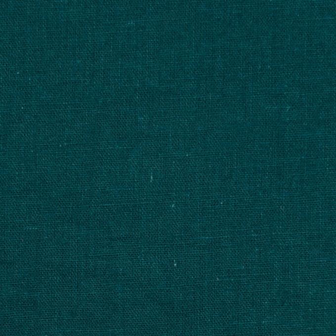 リネン&コットン×無地(アカプルコグリーン)×シーチング_全36色 イメージ1