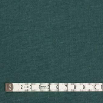 リネン&コットン×無地(スレートグリーン)×シーチング_全31色 サムネイル4