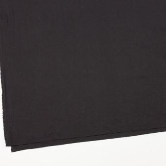 リネン&コットン×無地(ライトブラック)×シーチング_全36色 サムネイル2