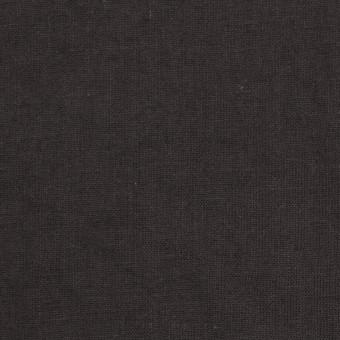 リネン&コットン×無地(ライトブラック)×シーチング_全36色 サムネイル1