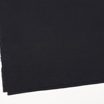 リネン&コットン×無地(ブラック)×シーチング_全23色 サムネイル2